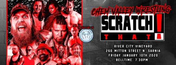 Chem Valley Wrestling Presents Scratch That!
